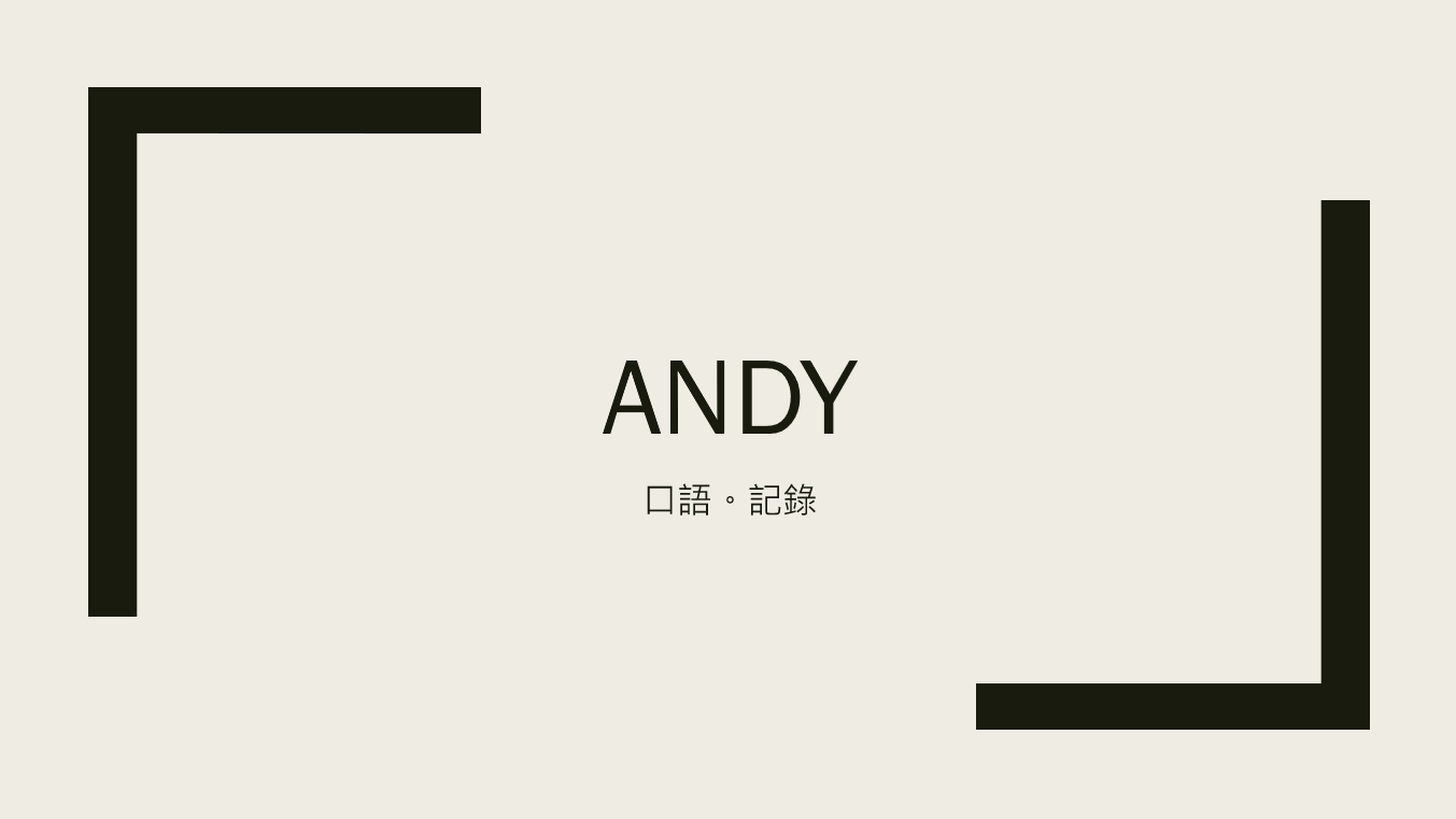 Andy's describe anything
